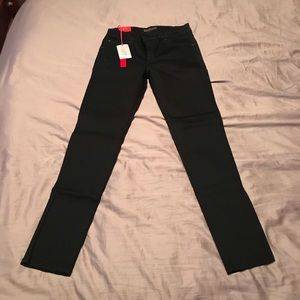 James Jeans matte black size 28
